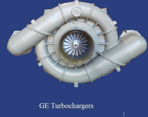7FDL Turbocharger