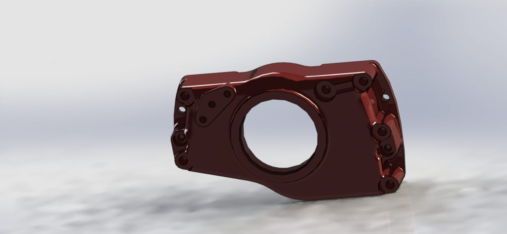 Support Carrier Bearing