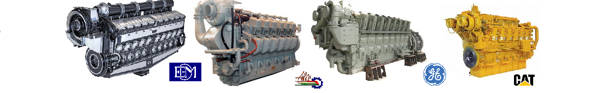 EMD, Caterpillar, Alco & GE Aftermarket Engine(locomotive Marine Industrial Power) Parts